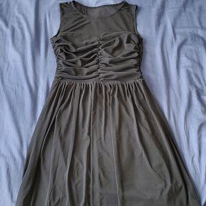 BB Dakota Marilla Tank Dress Black Size Small